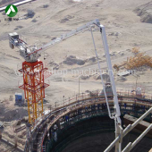 zoomlion placing boom,concrete placing boom,placing boom,concrete placing boom for sale,