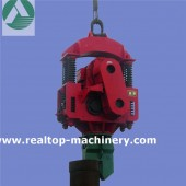 piling hammer, electric crane hammer, vibro hammer, pile driver