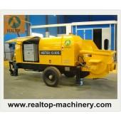 Concrete Pump,Concrete machine,Trailer Concrete Pump,Trailer Mounted Concrete Pump