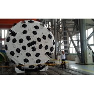 tunnel boring machine, TBM,  No-dig, tunneling machine, trenchless machine, construction machine, Herrenknecht