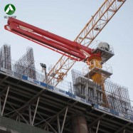 concrete placing boom,placing boom,concrete placing boom for sale, hydraulic placing boom