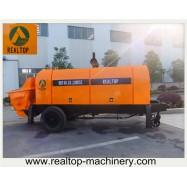 Diesel Trailer Mounted Concrete Pump,Concrete Pump,Concrete machine,Trailer Concrete Pump,Trailer Mounted Concrete Pump,