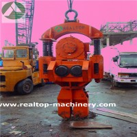 Electric Piling Hammer, sheet piling hammer, piling equipment, vibro hammer