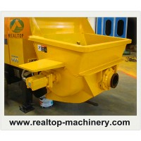 Concrete Pump,Concrete machine,Trailer Concrete Pump,Trailer Mounted Concrete Pump