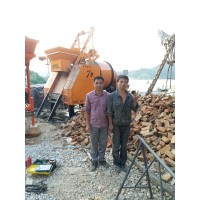 concrete mixer pump, concrete mixer with pump, Diesel concrete pump, Diesel concrete mixer