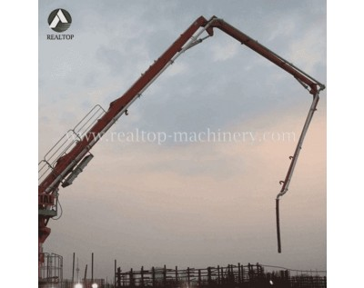 concrete placing boom,placing boom,concrete placing boom for sale