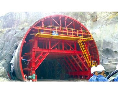 Railed Tunnel Formwork,Tunnel lining trolley,Tunnel Formwork System,Tunnel Trolley,Tunnel Formwork,Lining Formwork