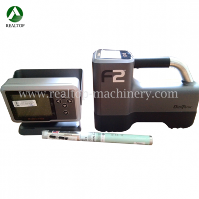 HDD machine, DCI F2, HDD TRACKER
