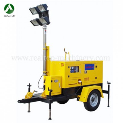 tower light, small tower light,diesel tower light,