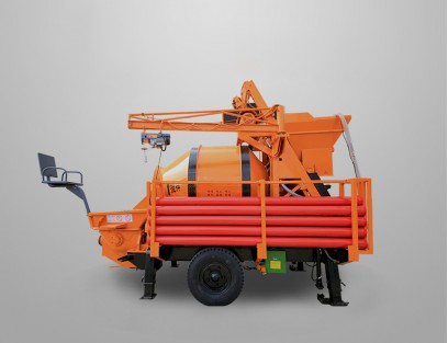 electric trailer concrete mixer pump,  portale concrete mixer pump, concrete mixing pump, concrete mixer with pump