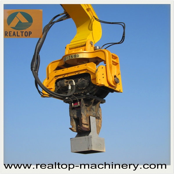 RP350 hydraulic pile driver